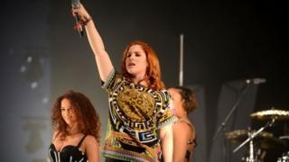 Singer Katy B