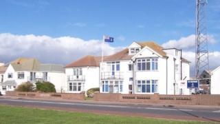 Solent coastguard centre