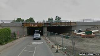 Cow Lane bridges