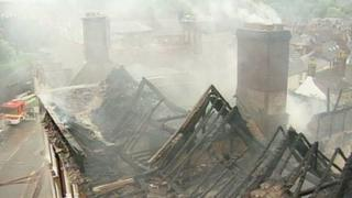 Marlborough fire June 1998