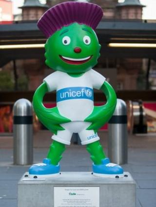 Unicef Clyde