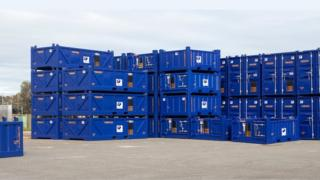 Ferguson Group containers