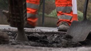 An extra £250,000 is being spent on repairing Oxfordshire's roads