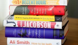 Man Booker books