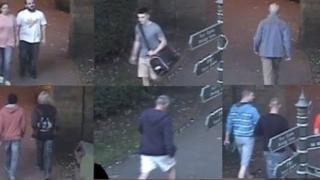 CCTV from Thames Valley Police