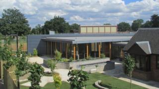 The Sanctuary at Thames Hospice