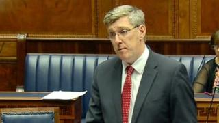 Education Minister John O'Dowd