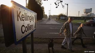 Kellingley Colliery