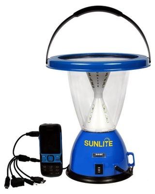 Sunlite lantern and phone charger