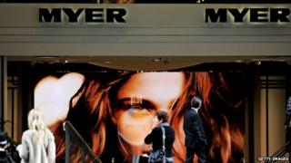 myer store
