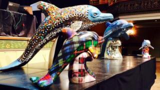 Dolphin auction