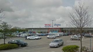 Tesco Extra, Great Yarmouth