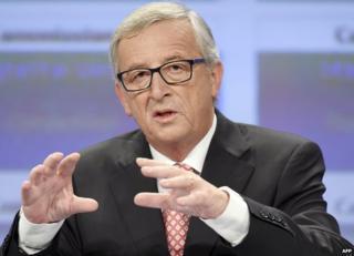 Jean-Claude Juncker, 10 Sept 14