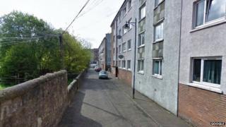 Cowane Street Lane