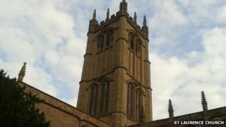 St Laurence Church, Ludlow