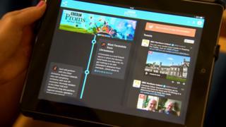 BBC Proms app
