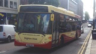 Brighton and Hove bus