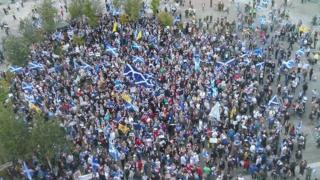 Bias protest
