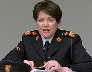 Interim Commissioner Noirîn O'Sullivan