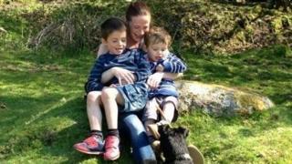 Katherine Hooper, Joshua and Samuel