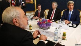 Q&A: Iran nuclear crisis