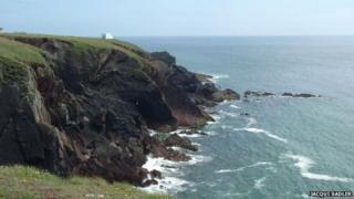 St Ann's Head Pembrokeshire