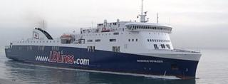 DFDS Portsmouth ferry