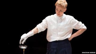 Maxine Peake in Hamlet