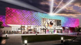 How a Rank Group casino would look in Northern Ireland