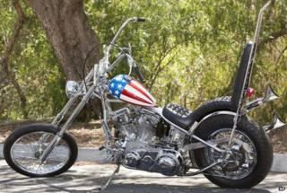 Customised Easy Rider chopper