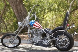 Customised Easy Rider chopper