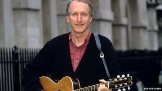George Hamilton IV photographed in 1994