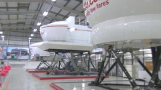 Jet2 training centre