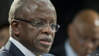 Amama Mbabazi (file photo)