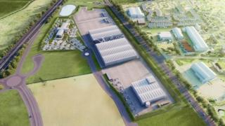 Image of Oil States' new facility in West Lothian