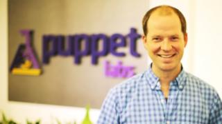 Luke Kanies, CEO and founder of Puppet Labs
