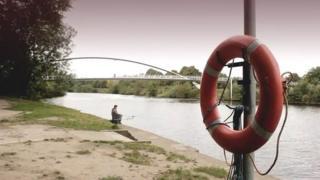 River in York