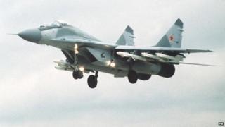 Six Russian fighter jets intercepted by off Alaska