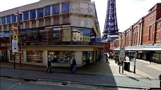 Victoria Street - Bank Hey Street Blackpool