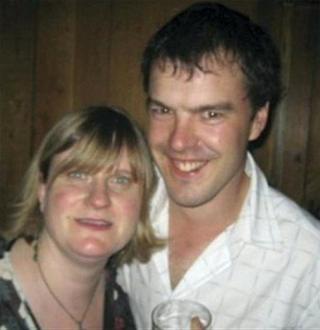 Lisa Clay and Paul Chadwick