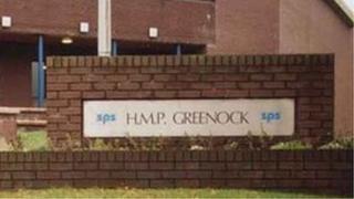 Greenock Prison
