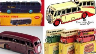 Stolen Dinky toys