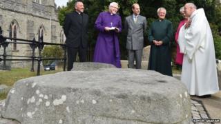 Earl of Wessex in Downpatrick