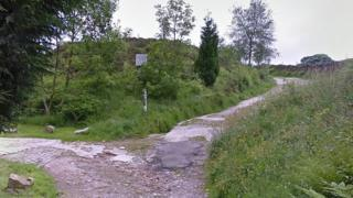 Land near Healey Conservative Club