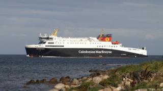 MV Loch Seaforth