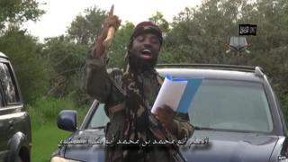 Boko Haram video with alleged leader whose death is disputed 24 August 2014