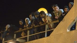 Cyprus goes to rescue 300 stranded in boat off Paphos