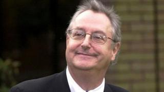 Jonathan King in 2000