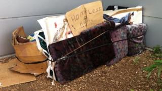 Homelessness, Ipswich