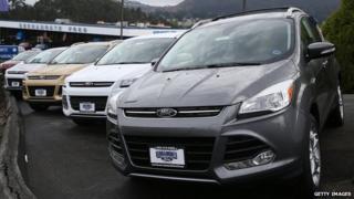 Ford Escapes